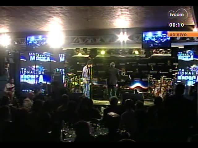 Festa Nacional da Música 2013 - Show: Sambô
