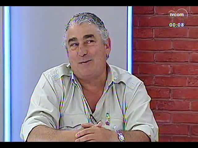 Mãos e Mentes - Leiloeiro rural e diretor da Trajano Silva Remates, Marcelo Silva - Bloco 4 - 29/10/2013