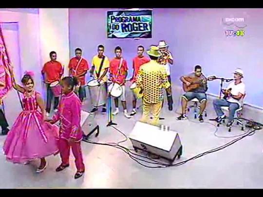 Programa do Roger - Bloco Maria do Bairro + Renato Dornelles, jornalista e compositor + Pernambuco, quilombista e carnavalesco - Bloco 1 - 17/02/2014