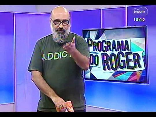 Programa do Roger - Longa \'O Filho de Deus\' + Músico Siba - Bloco 3 - 10/03/2014
