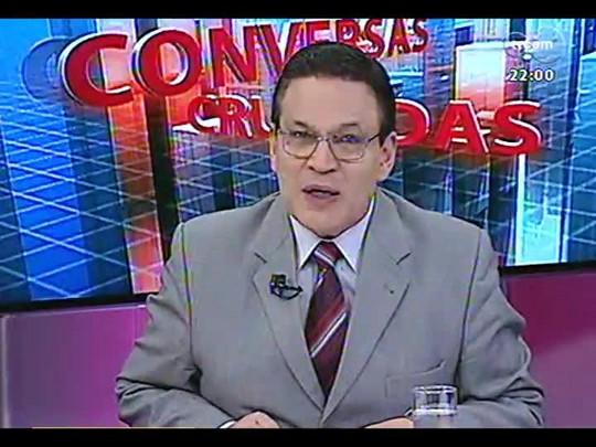 Conversas Cruzadas - A fragilidade do sistema carcerário e a efetividade ou não das leis penais - Bloco 1 - 13/03/2014