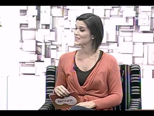 TVCOM Tudo+ - Diário de Classe - 12/05/14