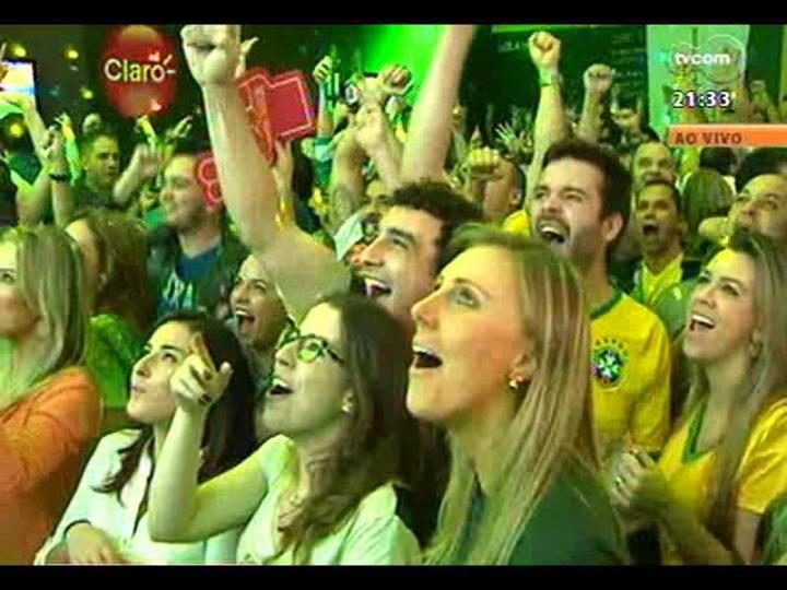 Conexão Fanáticos - Brasil avança para a semifinal sem Neymar - 04/07/2014