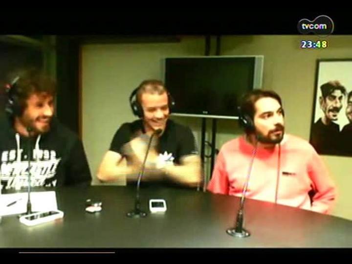 Bola Atlântida na TVCOM - 07/07/2014