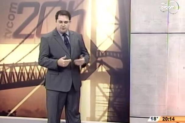 TVCOM 20 Horas - TVCOM 20 Horas debate propostas dos candidatos ao governo de Santa Catarina - 2º Bloco - 18/08/14