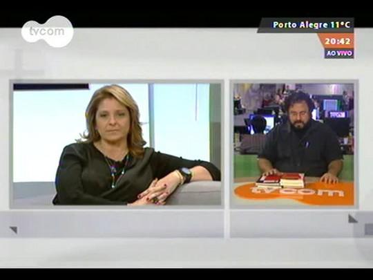 TVCOM Tudo Mais - As sugestões de leitura da semana com Carlos André Moreira