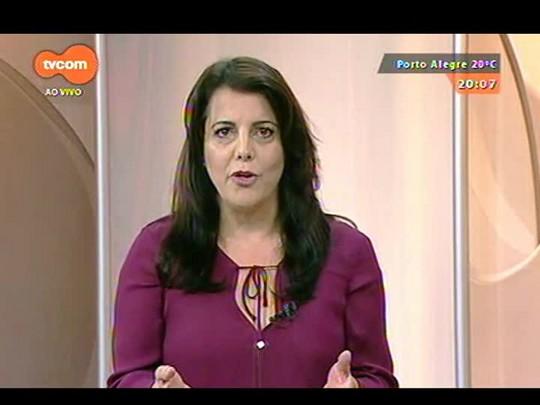 TVCOM 20 Horas - Moradores e brigadianos adotam rede social para reforçar segurança em Porto Alegre - 30/09/2014