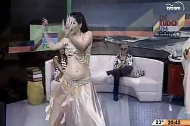 De Tudo um Pouco - Dança árabe - 9.11.14