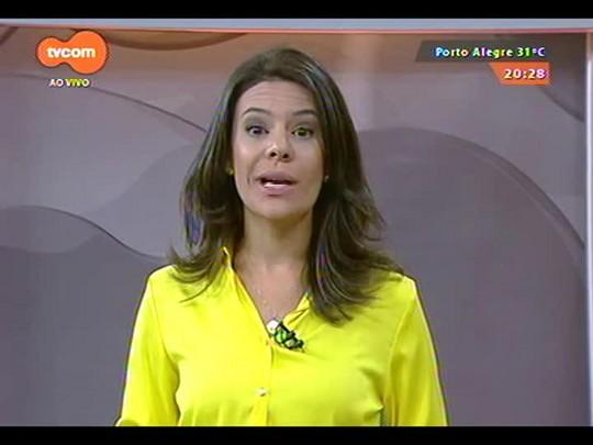 TVCOM 20 Horas - Ministério Público faz primeira denúncia contra investigados na Operação Concutare - 01/12/2014