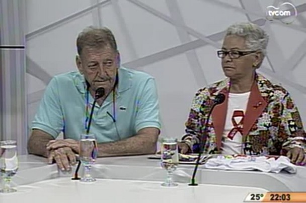 Conversas Cruzadas - Cresce o número de infectados pelo vírus HIV no Estado - 1ºBloco - 05.12.14