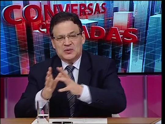 Conversas Cruzadas - Debate com deputados federais - Bloco 3 - 06/02/15