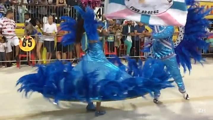 O Carnaval de Porto Alegre em imagens