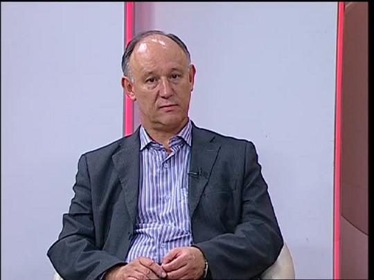 TVCOM 20 Horas - Entrevista com o ministro das relações institucionais Pepe Vargas - Parte 2 - 20/02/15