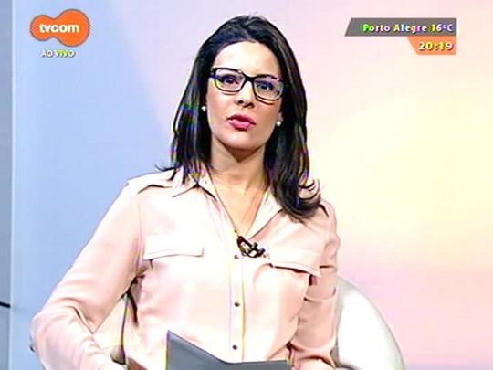 TVCOM 20 Horas - Novo conselheiro-presidente da Agergs diz estar atento aos serviços prestados por distribuidoras de energia - 05/05/2015