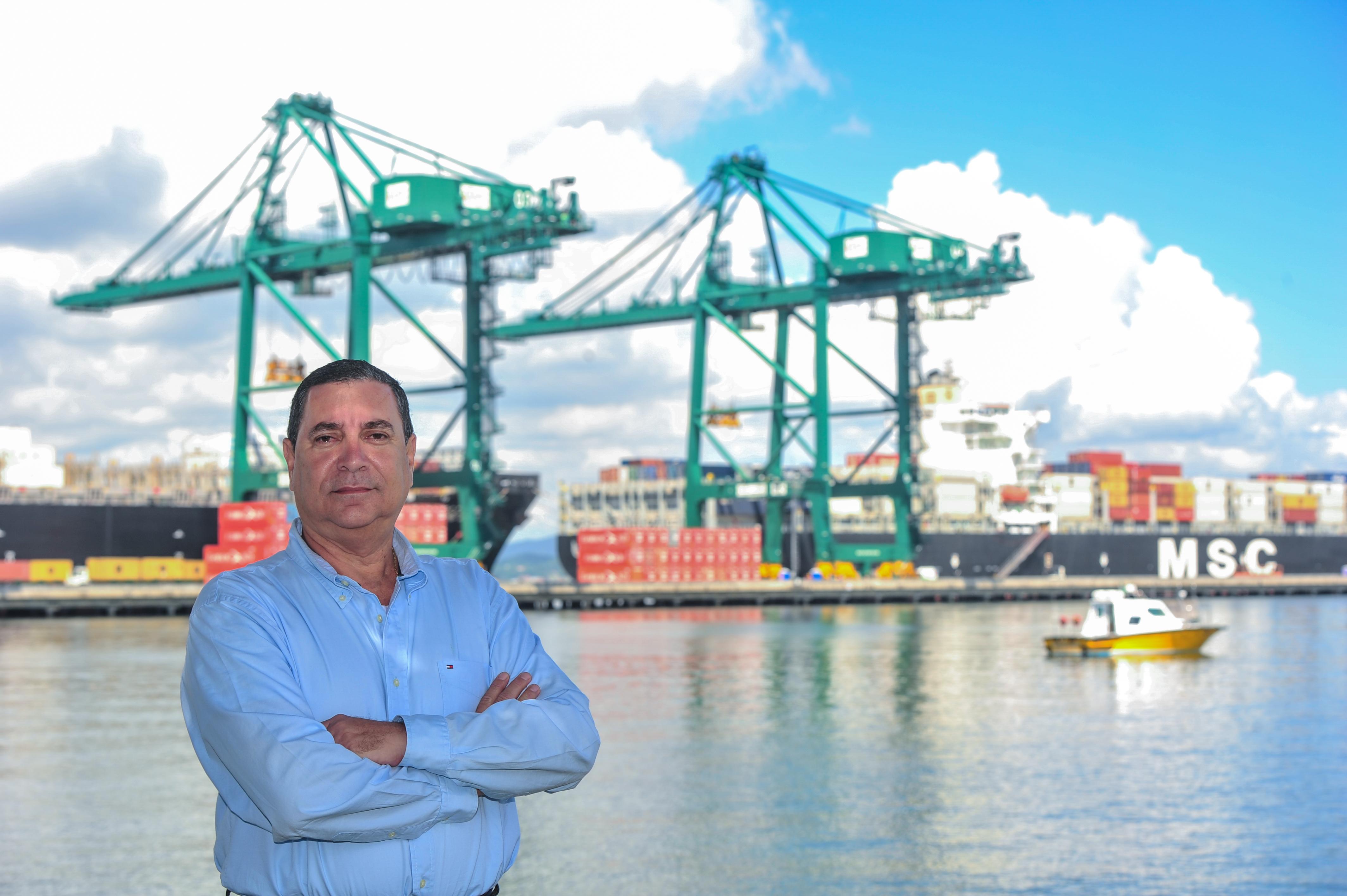 A proposta do Porto Itapoá para a Babitonga