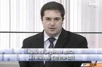 Conversas Cruzadas - Corte no orçamento nacional - 2º Bloco - 25.05.15