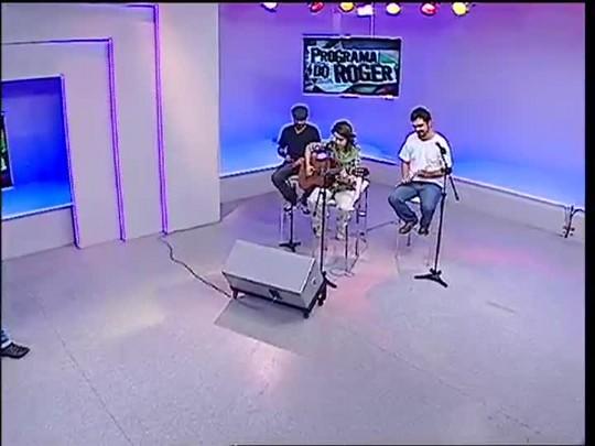 Programa do Roger - Bibiana Petek - Bloco 2 - 01/06/15
