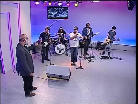 Programa do Roger - Banda Vulgar - Bloco 3 - 02/06/15