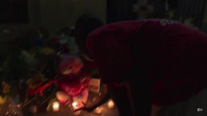 Vigília por mortos em Charleston
