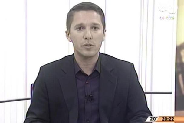 TVCOM 20 Horas - Indústria catarinense gasta com logística R$ 0,14 a cada R$ 1 faturado - 29.06.15