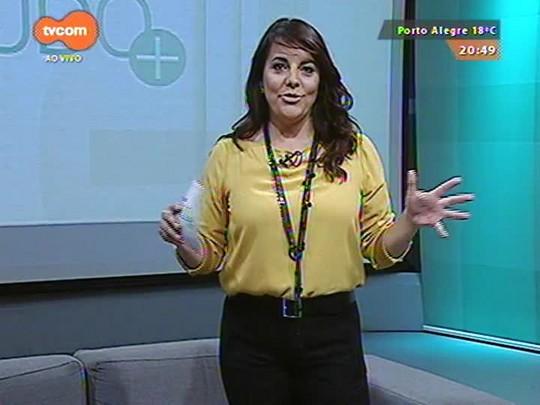 TVCOM Tudo Mais - Andréa Cavalheiro conta como é fazer shows em diferentes estilos de cidades