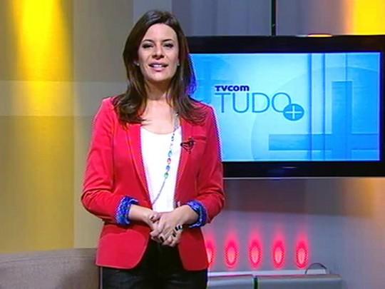 TVCOM Tudo Mais - Denise Fraga volta ao estado para apresentar o espetáculo Galileu Galilei