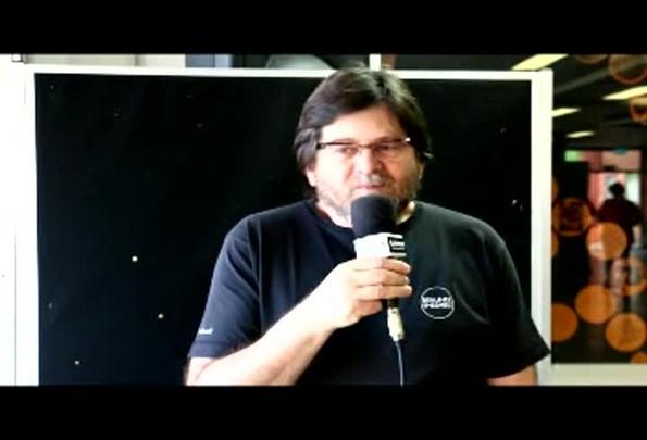 Ator Celso Frateschi fala sobre seu espetáculo no Porto Alegre em Cena