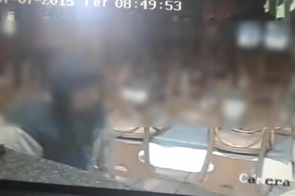 Homem é preso por assalto em restaurante da Capital
