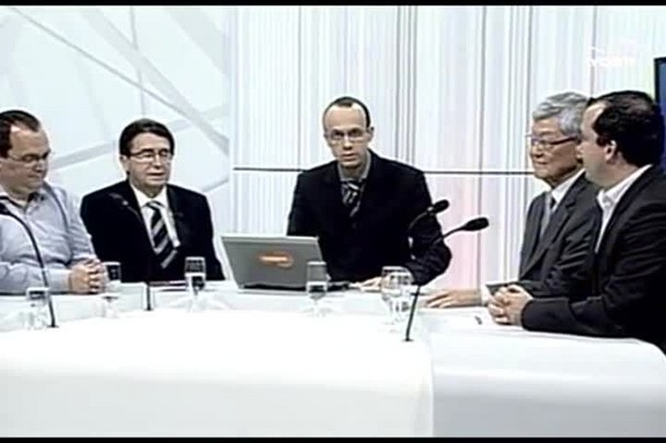 TVCOM Conversas Cruzadas. 4º Bloco. 01.12.15