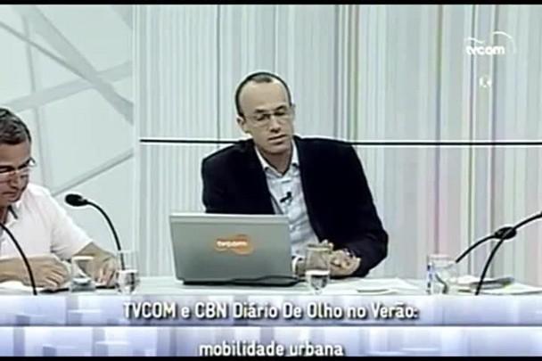 TVCOM Conversas Cruzadas. 4º Bloco. 16.02.16