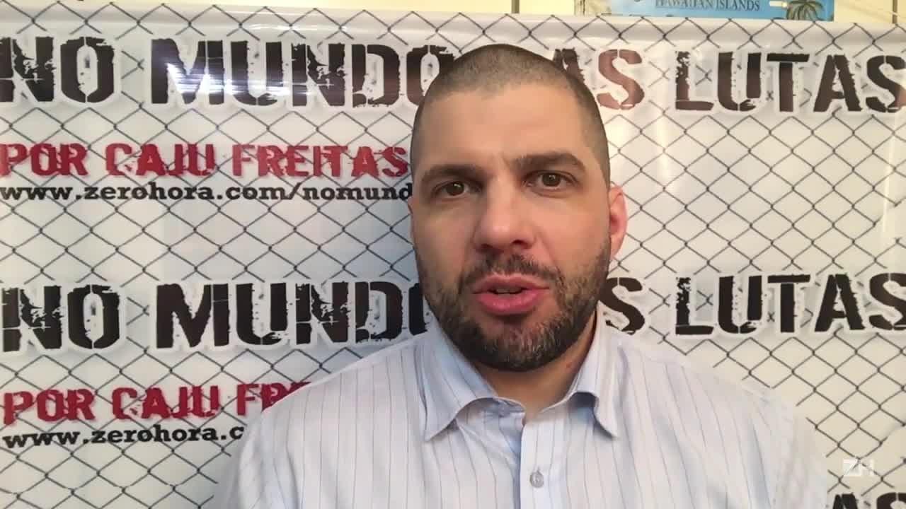 Caju Freitas: o melhor UFC do ano