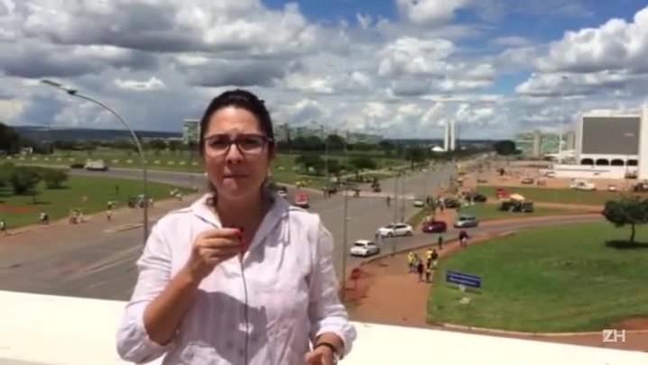 Carolina Bahia: manifestações serão um termômetro para as negociações de oposição e governo no Congresso