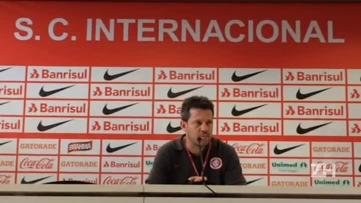 Argel fala sobre o momento do Inter