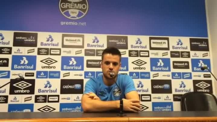 Ramiro projeta a sequência de jogos do Grêmio