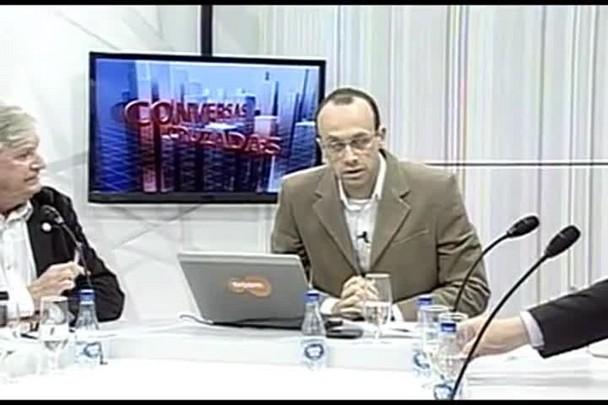 TVCOM Conversas Cruzadas. 3º Bloco. 21.07.16