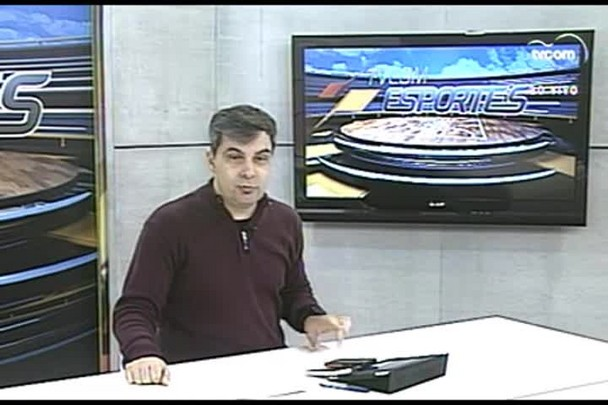 TVCOM Esportes. 2º Bloco. 02.08.16