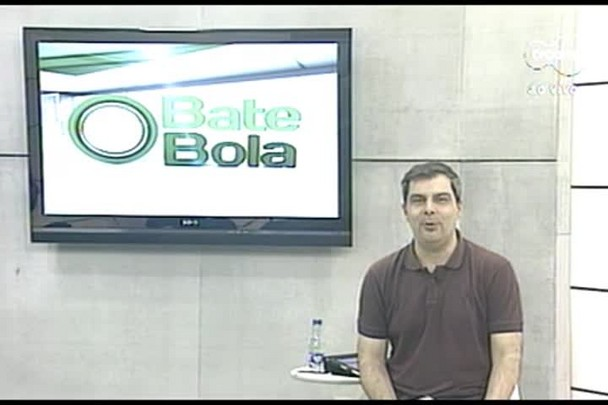 TVCOM Bate Bola. 1º Bloco. 15.08.16
