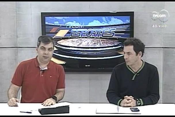 TVCOM Esportes. 3º Bloco. 15.09.16