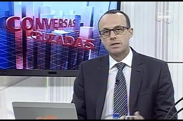 TVCOM Conversas Cruzadas. 4º Bloco. 20.10.16
