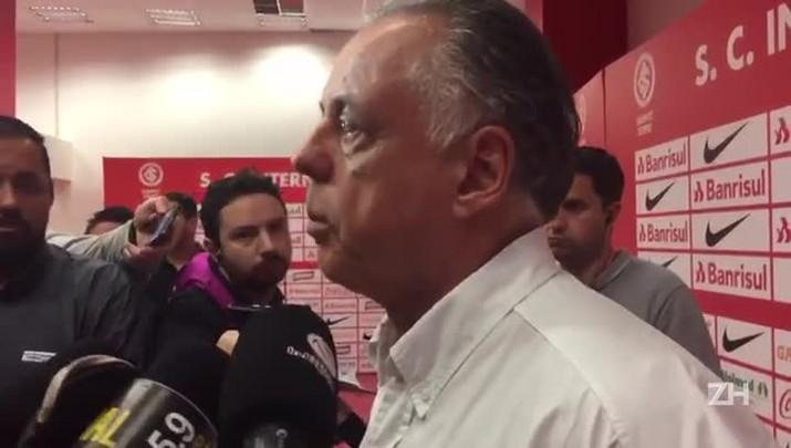 """Carvalho convoca torcedor para \""""batalha\"""" no sábado"""