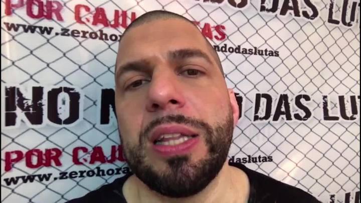 Caju Freitas: os 3 melhores UFCs de 2016