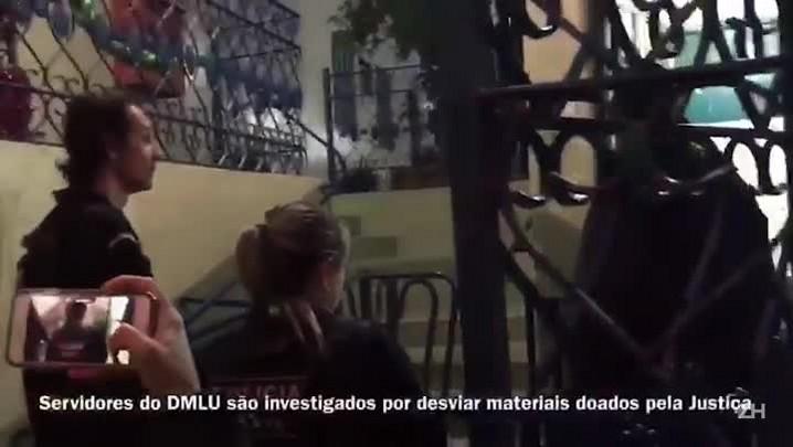 Operação no DMLU