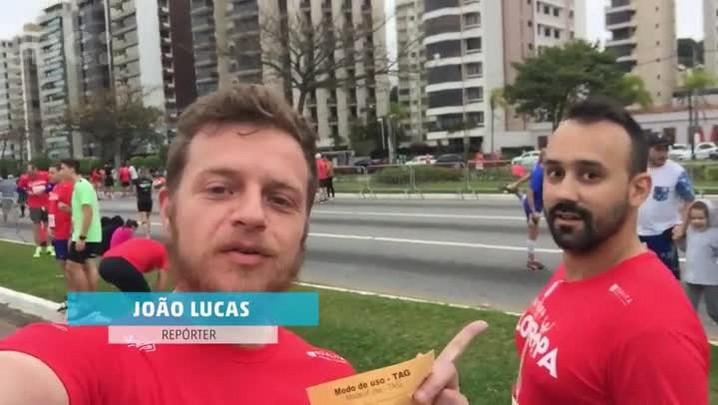 Dez a fio: confira o desempenho do jornalista e corredor nos 10k da Maratona Internacional de Floripa