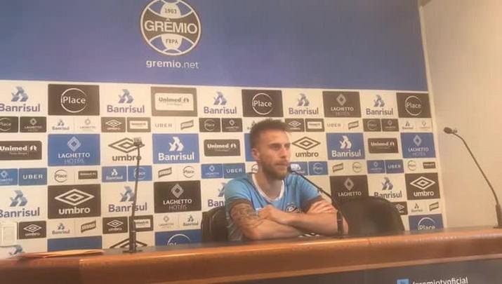 "Bressan elogia Paulo Miranda: \""É grande jogador\"""