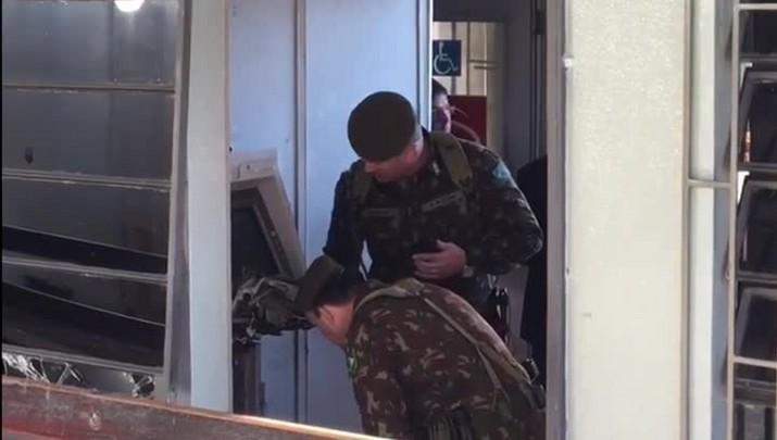 Criminosos explodem caixa eletrônico em empresa de Bento Gonçalves