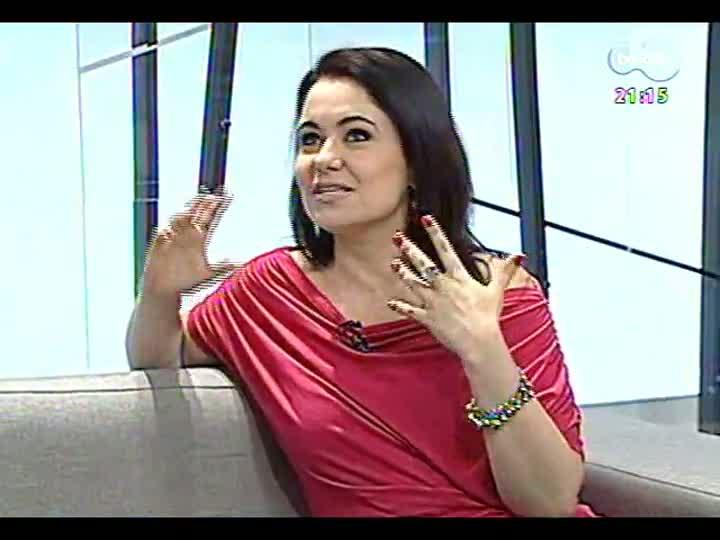 TVCOM Tudo Mais - Arquiteta Mariana Hugo fala sobre Loft Vasco