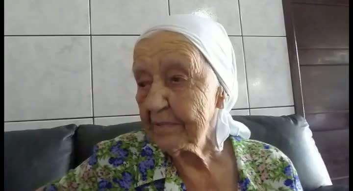 Joinvilense Dona Rosa Borba Pereira completa 100 anos
