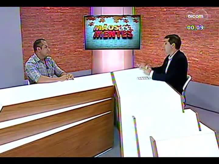 Mãos e Mentes - Coordenador do Programa Institucional de Bolsa de Iniciação à Docência da UFRGS, Samuel Bello - Bloco 4 - 15/03/2013