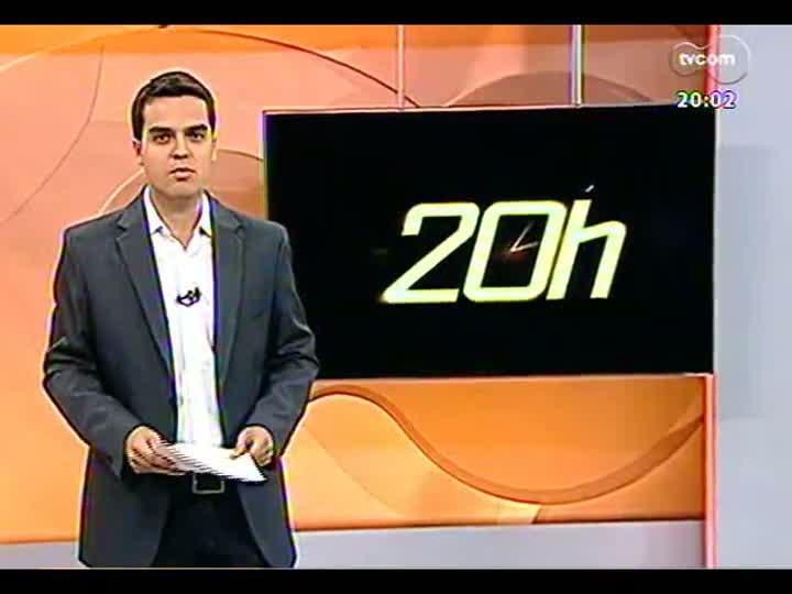TVCOM 20 Horas - Operação Concutare: mais um dia de depoimentos sobre o escândalo das licenças ambientais - Bloco 1 - 01/05/2013