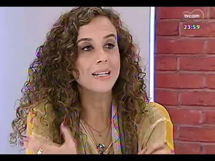 Mãos e Mentes - Diretora da Estácio Fargs, Susane Garrido - Bloco 3 - 05/07/2013